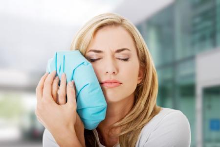 đau răng do viêm tủy răng