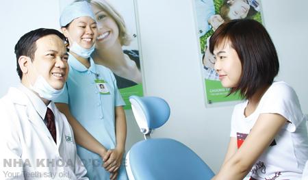 Quy trình niềng răng tại nha khoa1