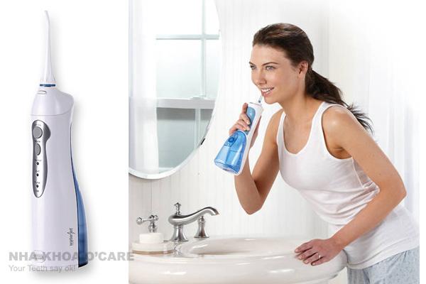 tắm nước Máy tăm nước Waterjet Cordless Advanced
